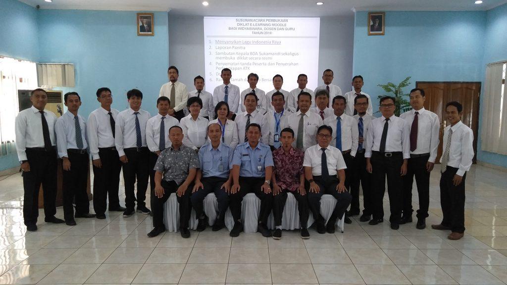 Training E-Learning Kementerian Kelauatan dan Perikanan