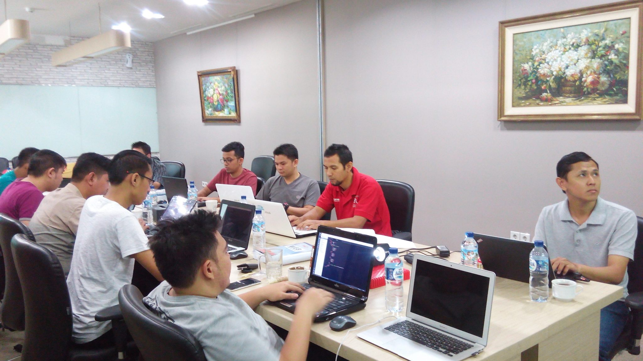 Training Web Programming