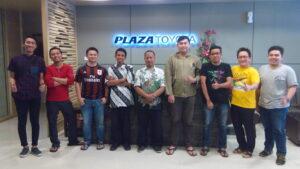 Pelatihan Internet Marketing dan SEO Plaza Toyota Jakarta