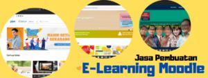 Jasa Pembuatan E-Learning Moodle
