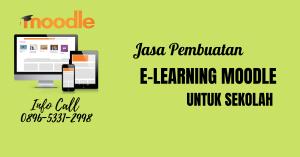 Jasa Pembuatan e-learning Sekolah